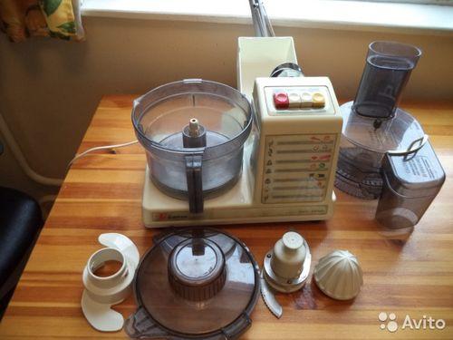 Кухонный Процессор Энергия Инструкция По Применению - фото 11