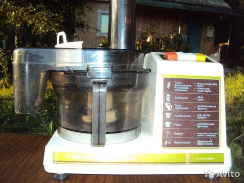Кухонный Процессор Энергия Инструкция По Применению - фото 2